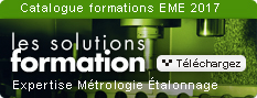 Cetim - catalogue Formations Métrologie 2017