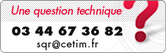 Une question technique ? 03 44 67 36 82