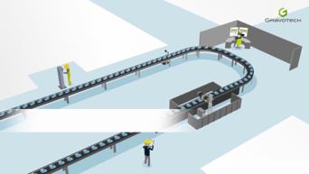Figure : Machines de gravage apportant la traçabilité connectée