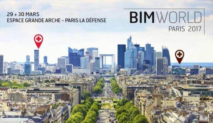 Dossier de veille salon bim world paris 2017 cetim for Salon industrie paris 2017