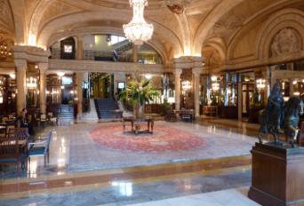 évolution de l'hôtellerie