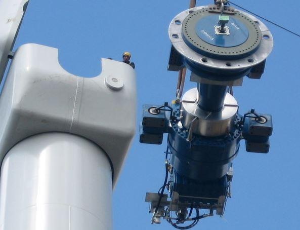 transmissions éolienne