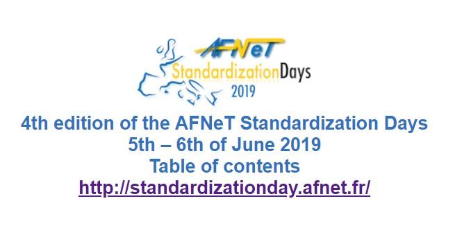 afnet, standardization days 2019, step, ap242
