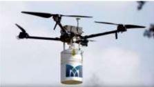 Drone MetaVista et pile à combustible Intelligent Energy