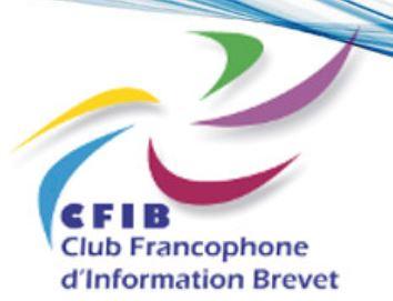 Club francophone de l'information brevet