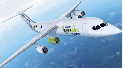 Airbus E-Fan X (Source : Airbus)