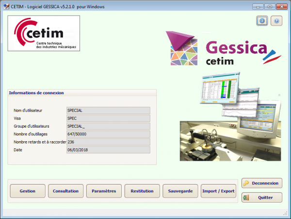 GESSICA SCREENSHOT
